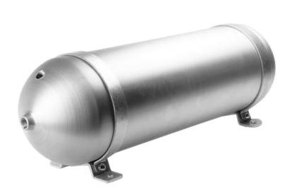 Zbiornik sprężonego powietrza 11.5l - ALUMINIUM - GRUBYGARAGE - Sklep Tuningowy